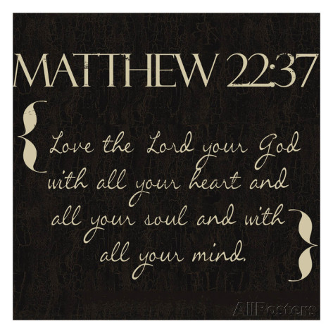 Matthew-22-37