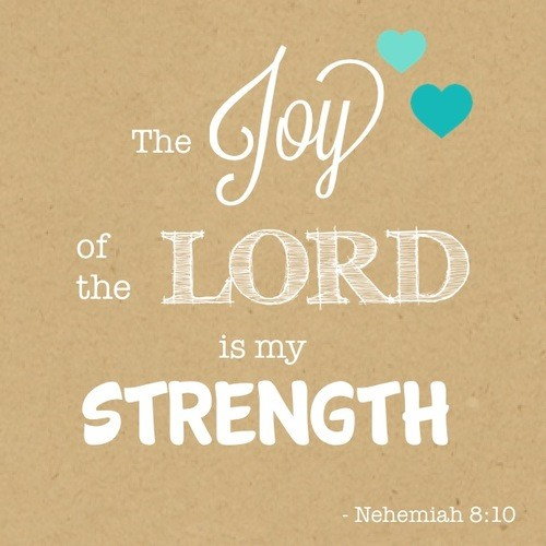 joy of lord